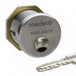 Medeco 10 Classic CLIQ Mortise Cylinders