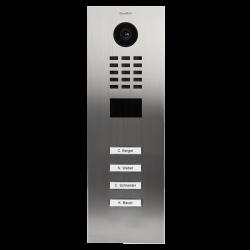 DoorBird D2104V IP Video Door Station, 4 Call Buttons