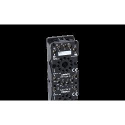 BEA 70.0262 11-pin Socket Based DIN Rail