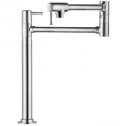 Hansgrohe 4219000 Talis C Pot Filler, Deck-Mounted