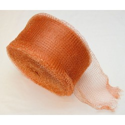 Bird B Gone Copper Mesh Roll for Rodent and Bird Control