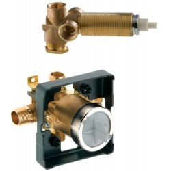 Delta R10700-UNWS MultiChoice® Universal Valve Body with In-Wall Diverter Valve