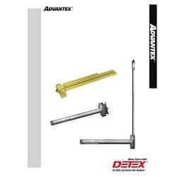Detex ADVANTEX GTPLKIT Adjsutable Gate Plate Kit