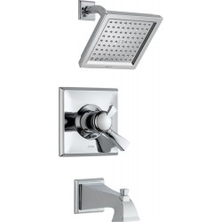 Delta T17451 Monitor® 17 Series Tub and Shower Trim Dryden™