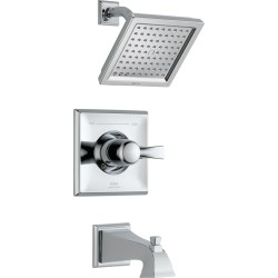 Delta T14451 Monitor® 14 Series Tub and Shower Trim Dryden™
