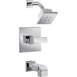 Delta T14467-H2O Monitor 14 Series Tub and Shower Trim with H2Okinetic Ara™