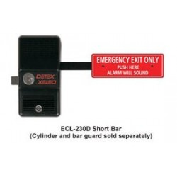 Detex ECL-230D UL Listed Panic Hardware Exit Control Lock