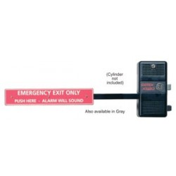 Detex ECL-600 Warnock Hersey Listed Fire Exit Hardware w / Long Bar 36aa'¬AĘ to 48aa'¬AĘ Door Width (Fire Rated Hardware)