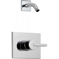 Delta T14253-LHD Monitor® 14 Series Shower Trim in Chrome Vero™