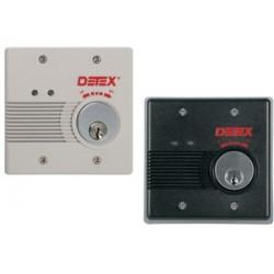 Detex EAX-2500 Series AC / DC External Powered Wall Mount Exit Alarm