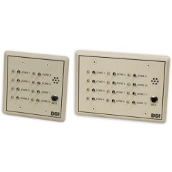 Detex RP-600 Multi-Zone Annunciators