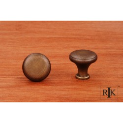 RKI CK 9305 Solid Knob with Flat Edge