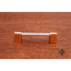 RKI CP 45 Two Tone Decorative Ends Pull