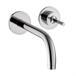 Axor 38118001 Uno Wall-Mounted Single-Handle Faucet Trim
