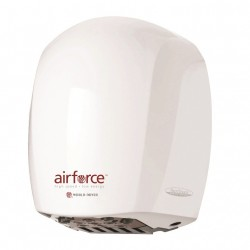 World Dryer Airforce Energy Efficient & Hygienic High-speed Hand Dryers