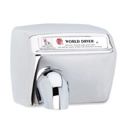 World Dryer Model XA Series Automatic Surface Hand Dryer