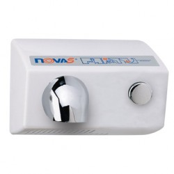 World Dryer Nova5 Brushless Quiet Durable Hand Dryers
