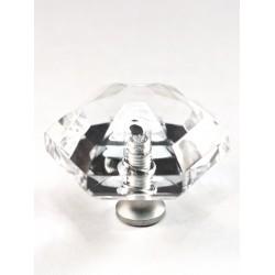 Cal Crystal M41 Crystal Hexagon Knob