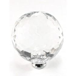 Cal Crystal M45 Crystal Knob Collection Round Knob