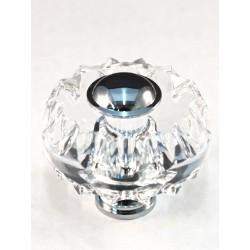 Cal CrystalM51 Crystal Round Knob