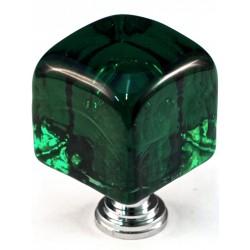 Cal Crystal ARTX-CLG Cube Knob
