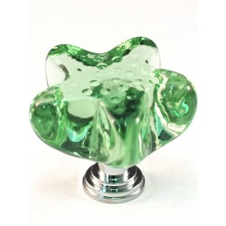 Cal Crystal ARTX-S4S Glass Starfish Cabinet Knob