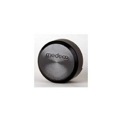 52*93000 Medeco No. 52-9 Hockey Puck Padlock