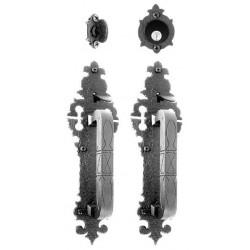 Acorn WT 266W Double Handle Mortise Lockset