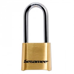 CCL K437 Sesamee Resettable Combination Padlock Carded