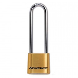 K440 CCL Sesamee Resettable Combination Padlock Carded*