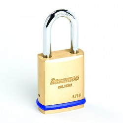 """Sesamee 562 Series 1-3/4"""" Large Format Interchangeable Core Padlocks - Prepped for Sargent Cylinder, Function"""