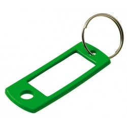 169 Lucky Line Key Tag with Ring