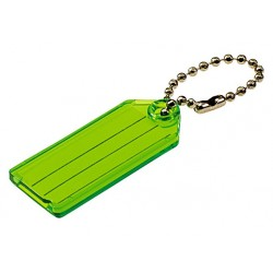 101 Lucky Line Key ID Tag