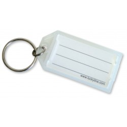 605 Lucky Line Key Tag with Split Ring