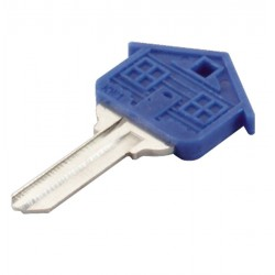152 Lucky Line House Key on Kwikset Key Blanks