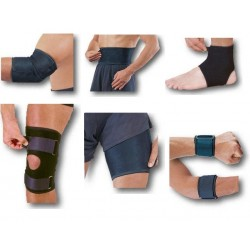 Mutual Industries Adjustable Neoprene Support