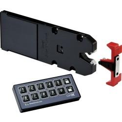 CompX StealthLock Keyless Cabinet Lock kit