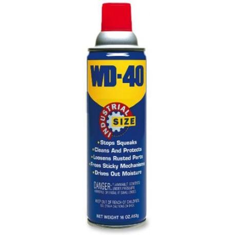 WD-40 10116 Multi-Use Spray, Industrial Size (16 Oz)