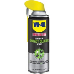 WD-40 300080 Specialist Contact Cleaner 11OZ