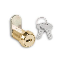 Zephyr 10823 Core Removable Cam Lock, Control Keyed