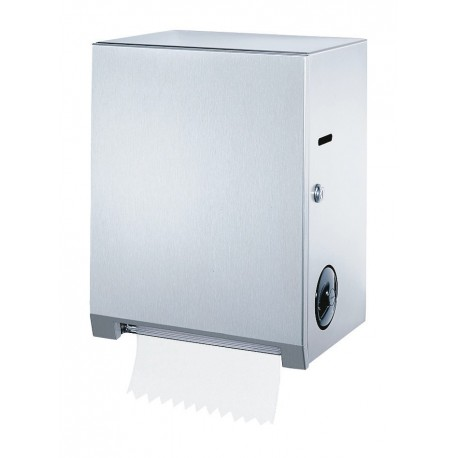 Bobrick B-2860 Touch-Free Surface-Mounted Roll Towel Dispenser
