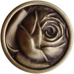 Notting Hill NHK-280 McKenna's Rose Knob 1-5/16 diameter