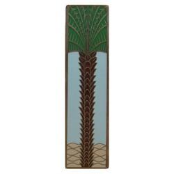 Notting Hill NHP-322 Royal Palm (Vertical) Pull 4 x 1