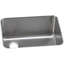 Elkay ELUH231710L Gourmet (Lustertone) Stainless Steel Single Bowl Undermount Sink