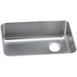 Elkay ELUH231710R Gourmet (Lustertone) Stainless Steel Single Bowl Undermount Sink
