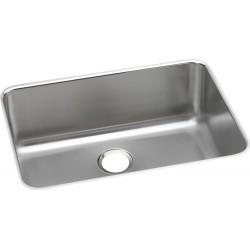 Elkay ELUH241610 Gourmet (Lustertone) Stainless Steel Single Bowl Undermount Sink