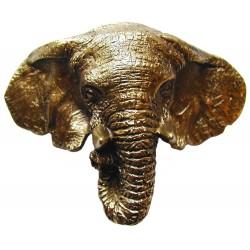 Notting Hill NHBP-85 Goliath (Elephant) Bin Pull 3-5/8 x 2-3/4