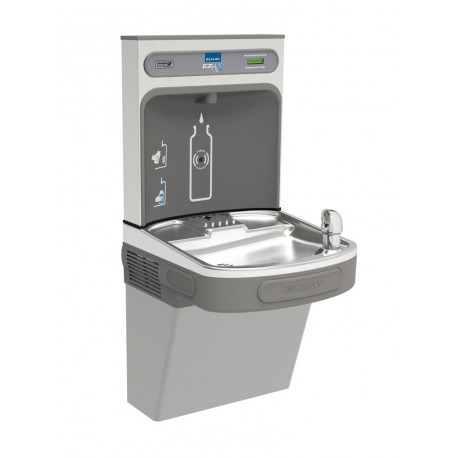 Elkay EZS8WSVRLK EZH2O Touch-Free Bottle Filling Station with Single ADA Cooler