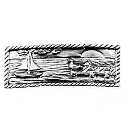 Sierra 6815 Sail Boat Scene