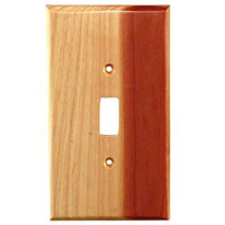 Sierra 6821 Traditional - 1 Toggle - Tennessee Aromatic Cedar